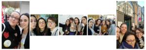 Selfiet de Mums Efluent !