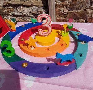 spirale anniversaire