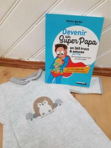 Livre du Super Papa