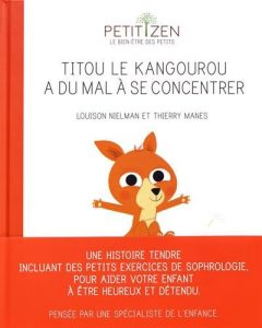 Livre Titou le Kangourou